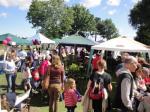 food festval crowds